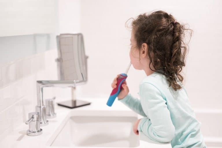 Elektrische Zahnbürsten für Kinder