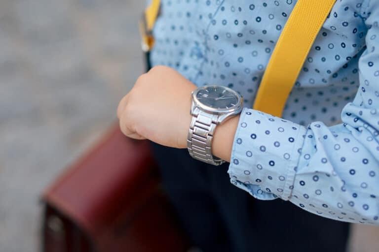Kinder-Armbanduhren