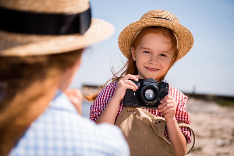 Kinder-Kameras