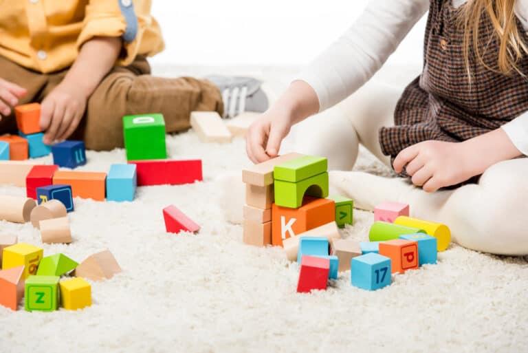 Kinder-Teppiche