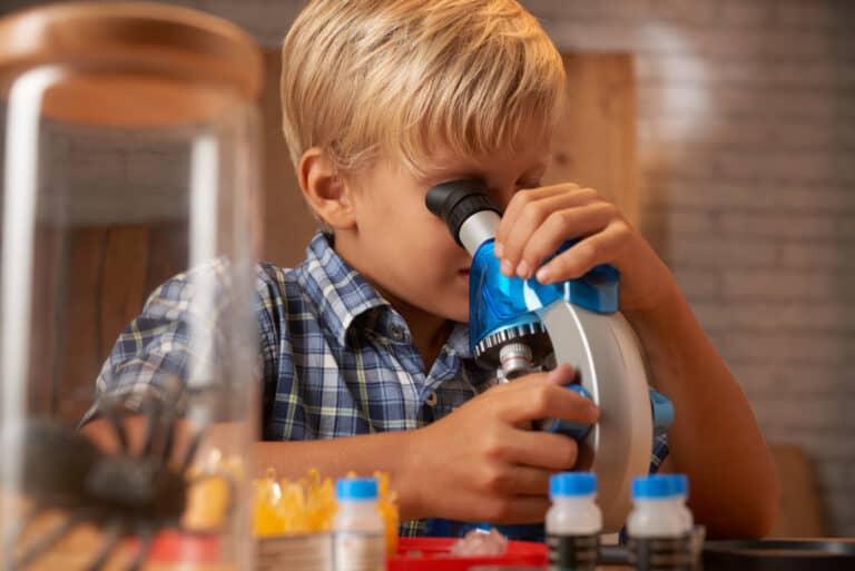 Mikroskope für Kinder