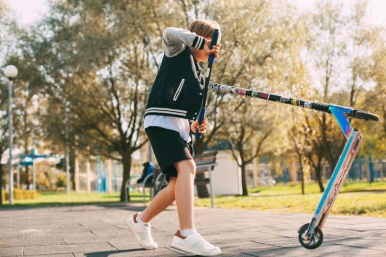 Stunt-Roller für Kinder